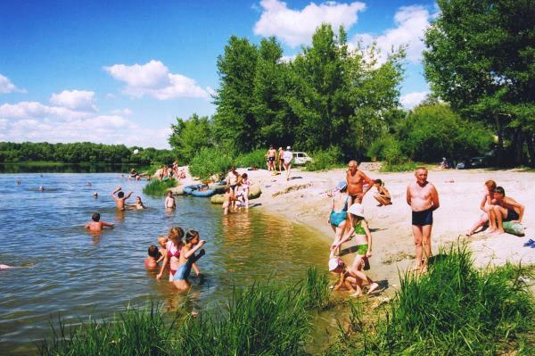 Рыбинский район: купаться в Волге не рекомендуют